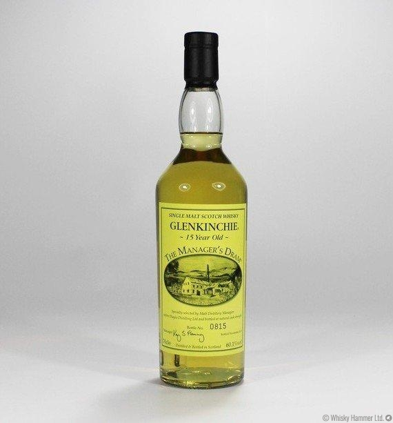 Glenkinchie 15 Year Old - Manager's Dram