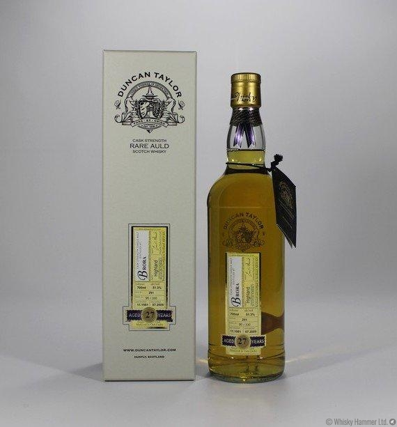 Brora - 27 Year Old (Duncan Taylor Rare Auld)