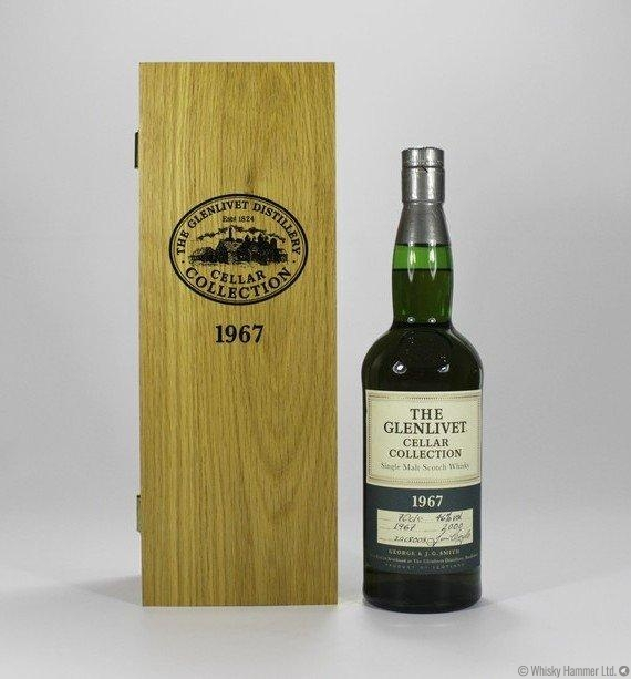 Glenlivet - Cellar Collection (1967) Limited Edition