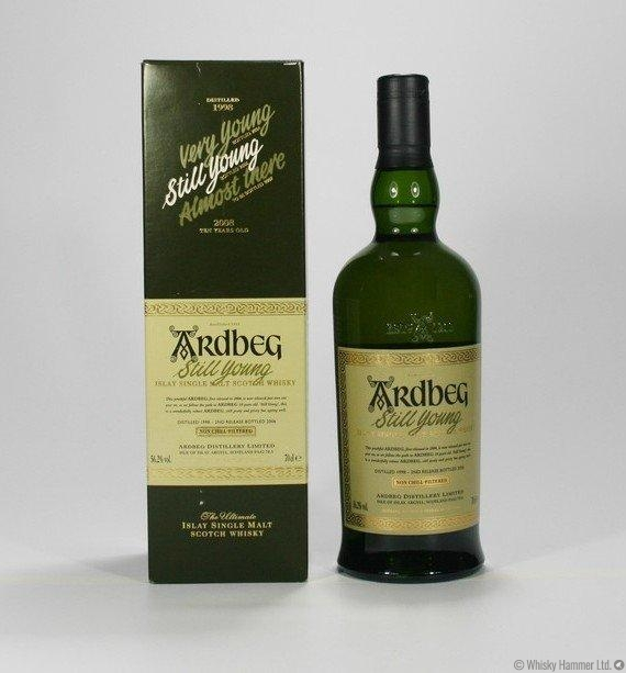 Ardbeg - Still Young - 10 Year Old (1998)