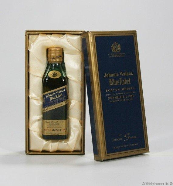 Johnnie Walker - Blue Label Miniature (5cl)