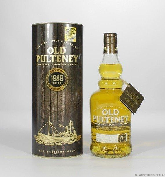 Old Pulteney - 1989 Vintage (Limited Edition)