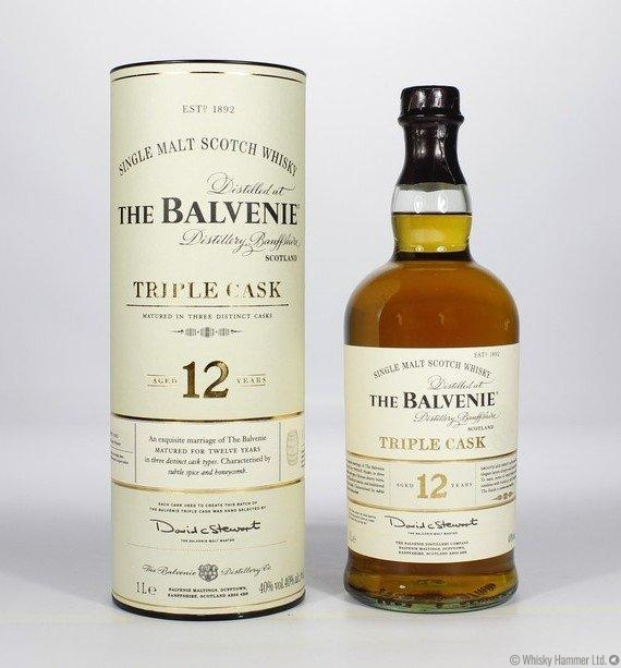 Balvenie triple cask 12-arig single malt