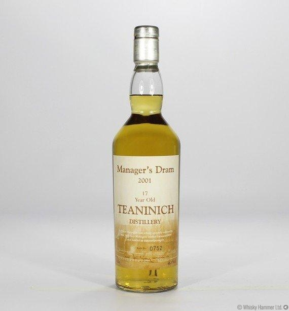 Teaninich - 17 Year Old (Manager's Dram)