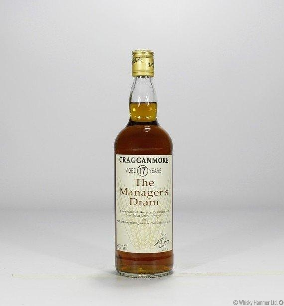 Cragganmore - 17 Year Old (Manager's Dram)