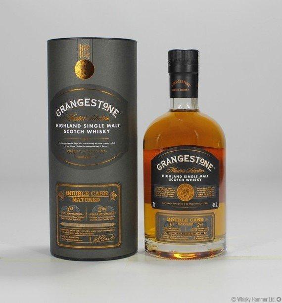 grangestone master s selection auction whisky hammer