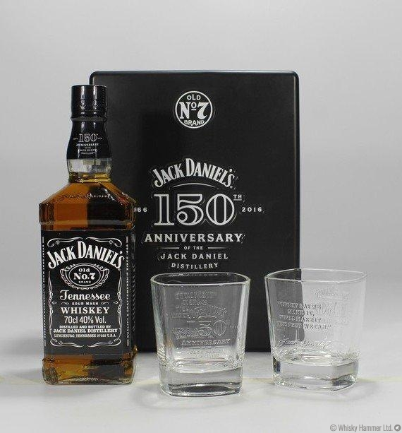 Jack 150th GlassesAuction Daniel's Anniversarywith cK5uFTJl31
