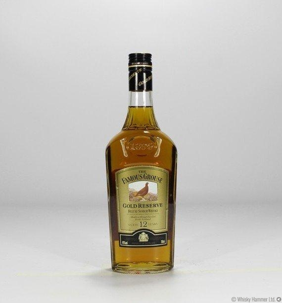 Famous Grouse - 12 Year Old Gold Reserve