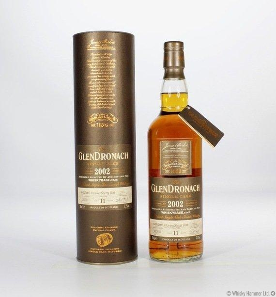 Glendronach - 11 Year Old (2002) Single Cask #2751