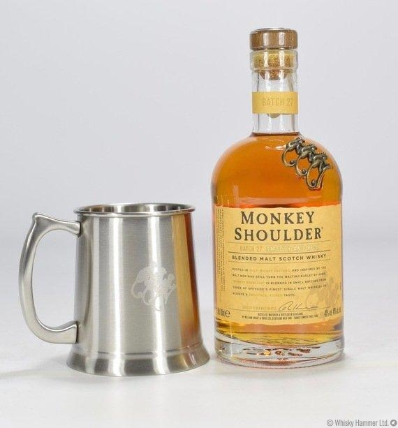 Monkey Shoulder and Tankard