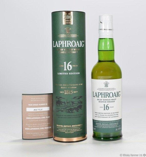 Laphroaig - 16 Year Old (200th Anniversary)