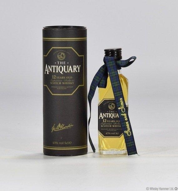 Antiquary - 12 Year Old (Miniature)