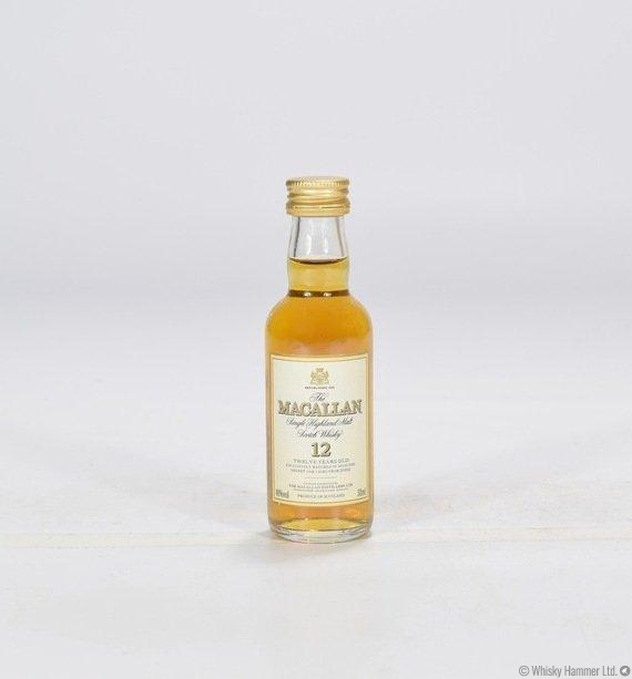 Macallan - 12 Year Old (Sherry Oak) 5cl