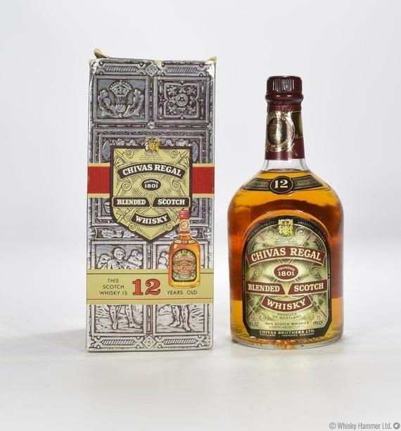 Chivas Regal - 12 Year Old (1970s)