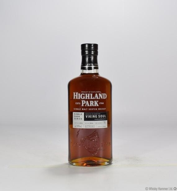 Highland Park - 14 Year Old (Viking Soul)