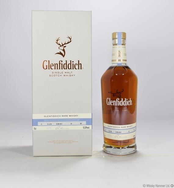 Glenfiddich - 21 Year Old (Rare Cask) Distillery Exclusive