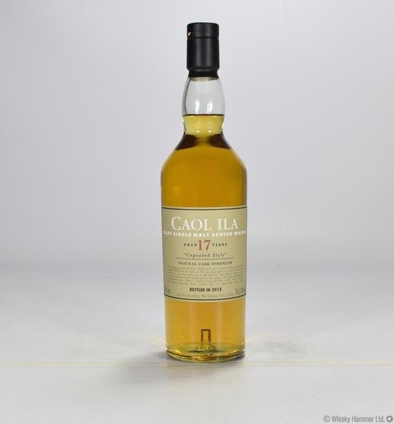 Caol Ila - 17 Year Old (Unpeated Special Release 2015)