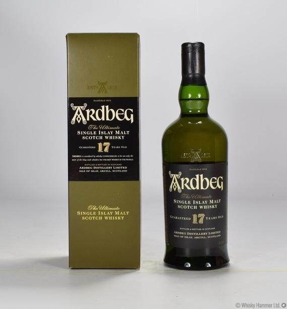 Ardbeg - 17 Year Old
