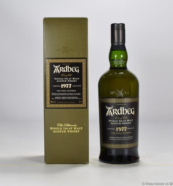 Ardbeg - Very Old (1977) Limited Edition
