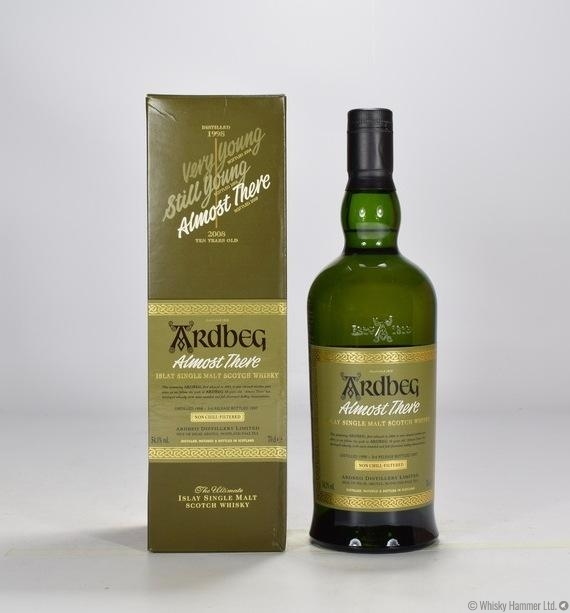Ardbeg - Almost There - 10 Year Old (1998)