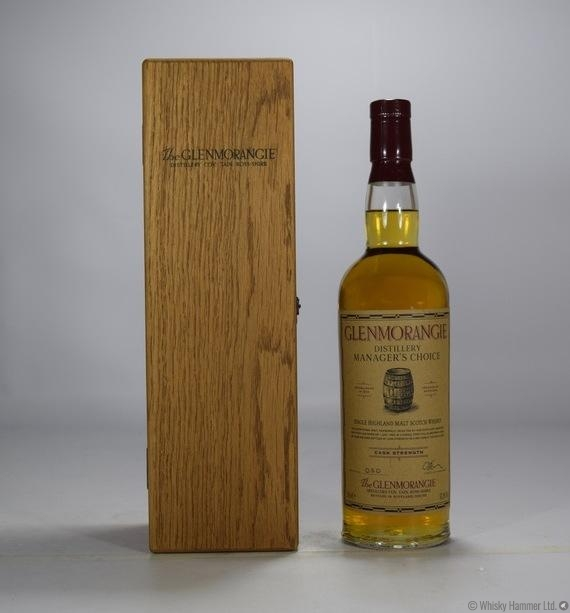 Glenmorangie - Distillery Manager's Choice
