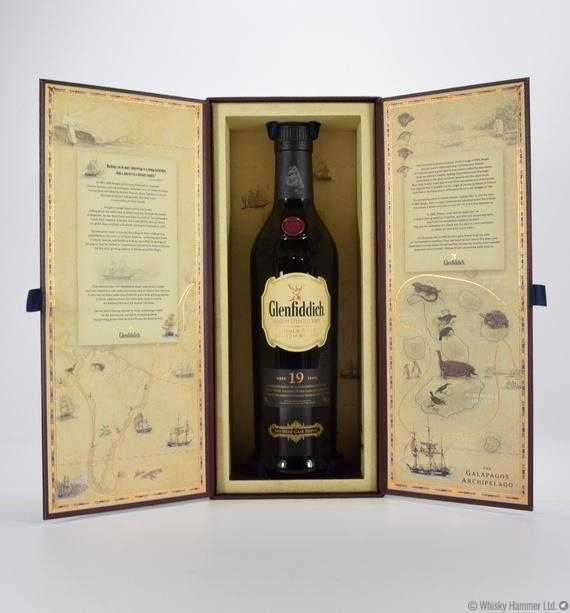 19 Year Old Age Of Discovery (Red Wine Cask