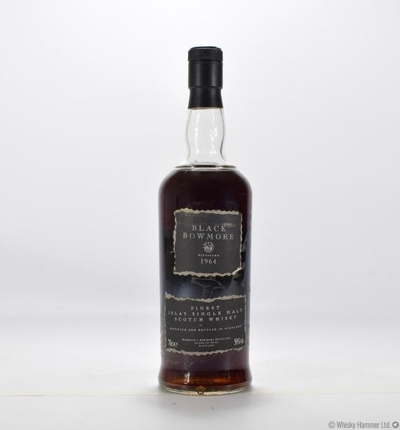 Bowmore - 'Black Bowmore' 29 Year Old (1st Edition, 1964-1993)