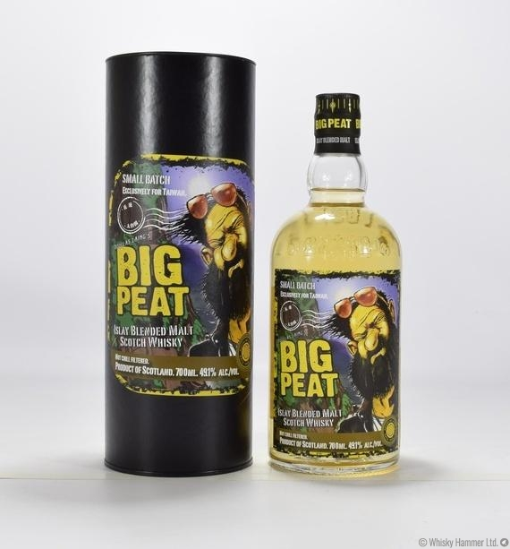 Big Peat - Taiwan Exclusive (Small Batch)