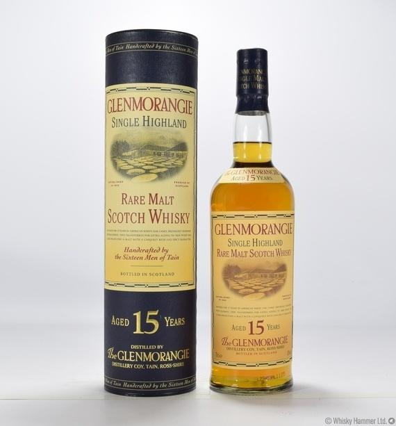 Glenmorangie - 15 Year Old (1990s)