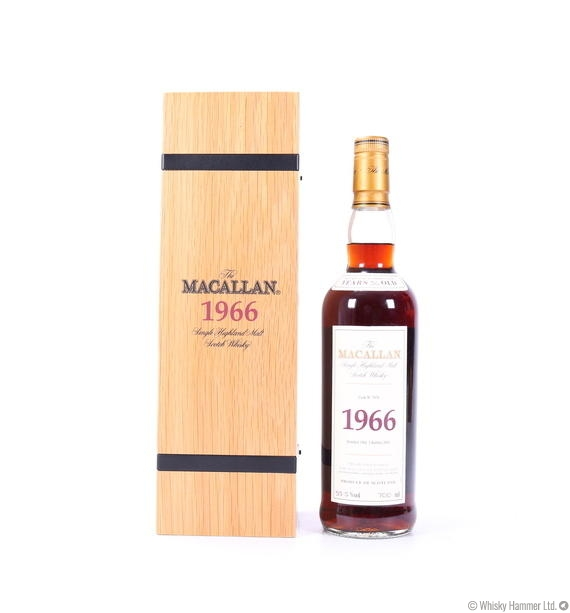 Macallan - 36 Year Old (1966 Fine and Rare)