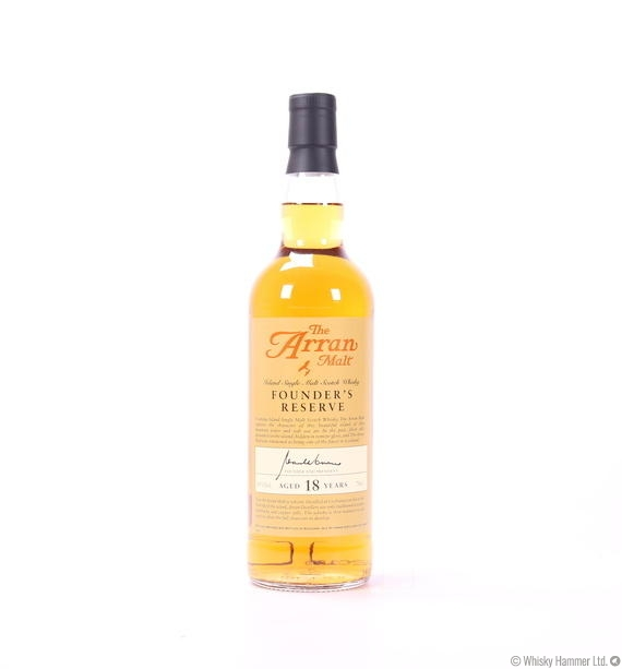 Arran - 18 Year Old (Founders Reserve)