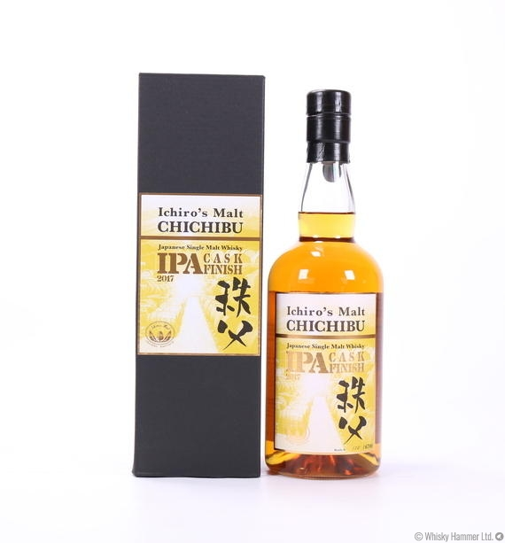 Chichibu - IPA Cask Finish