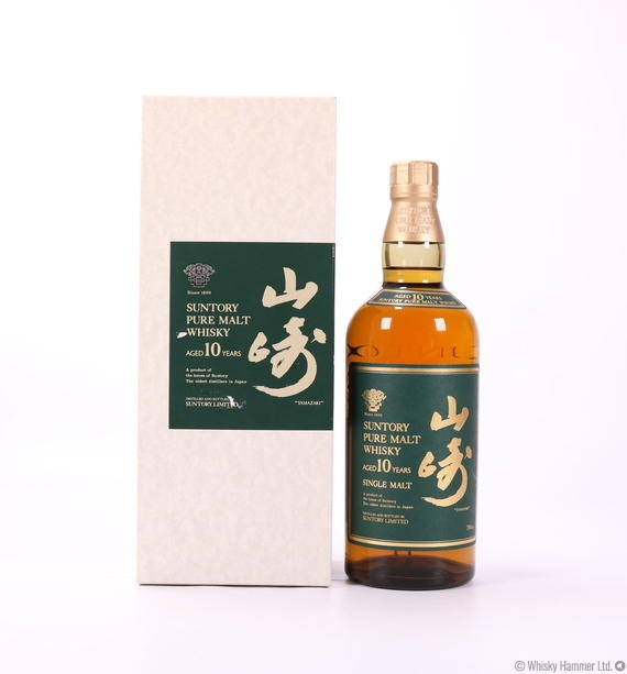 Suntory Pure Malt Whisky -  10 Years Old
