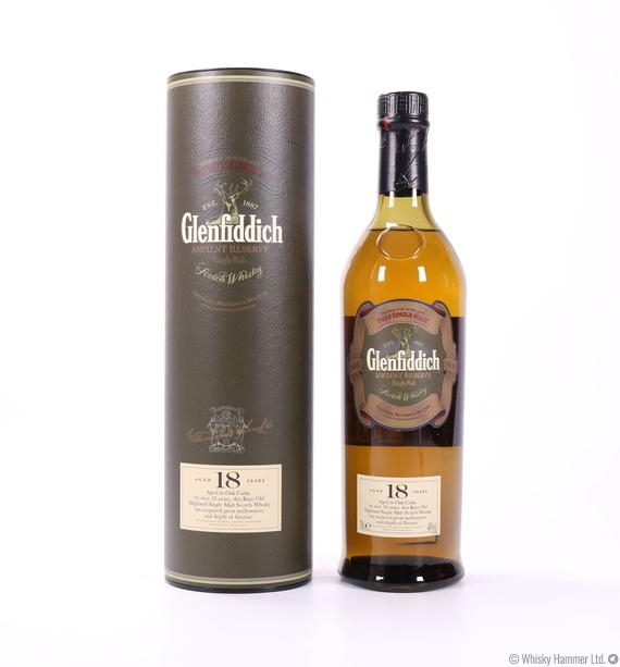 Glenfiddich - 18 Year Old (Ancient Reserve)