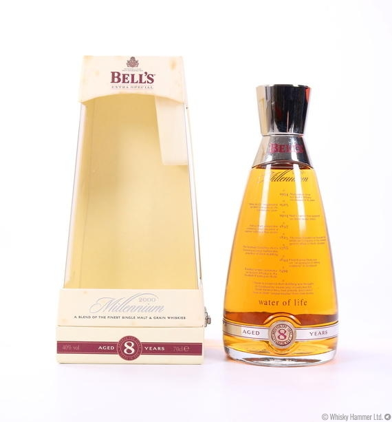 Bell's - 8 Year Old (Millennium Decanter)