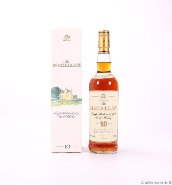 Macallan - 10 Year Old (1990s)