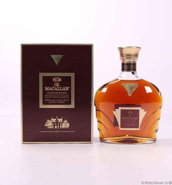 Macallan - The Chairman's Release