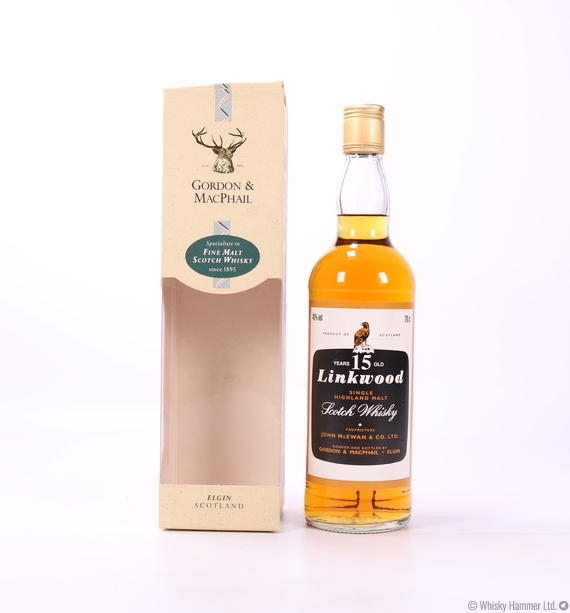 Linkwood - 15 Year Old (Gordon & MacPhail)