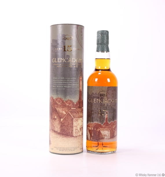 Glencadam - 15 Year Old