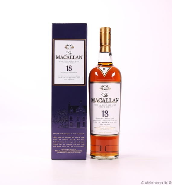 MacAllan - 18 Year Old (2017 Edition)