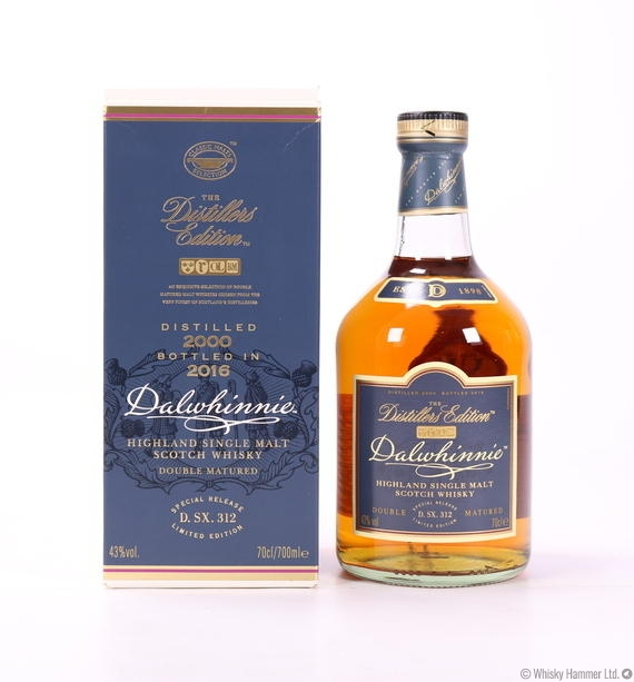 Dalwhinnie - 2000 Distiller's Edition