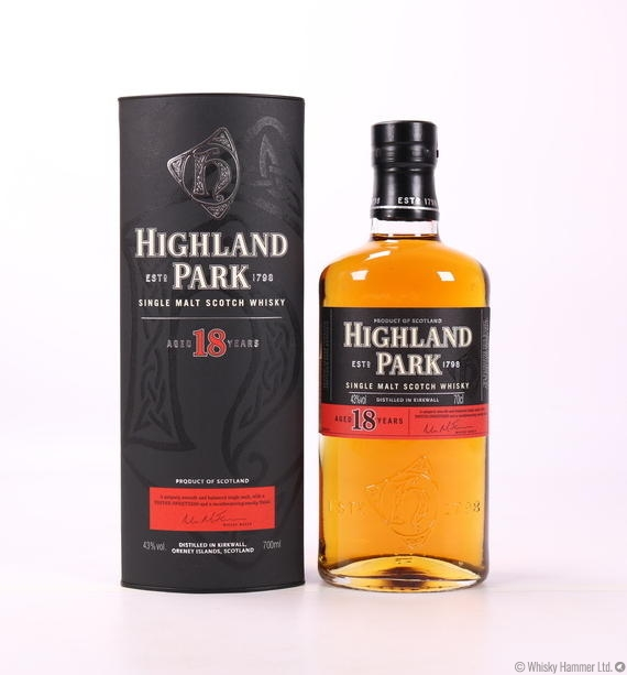 Highland Park - 18 Year Old