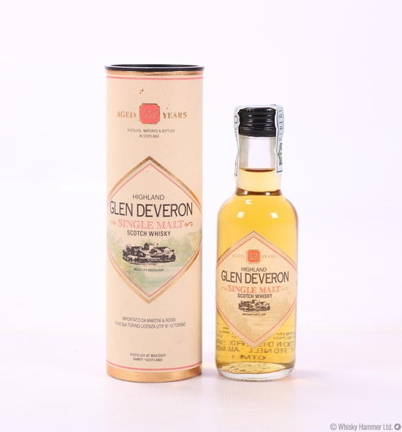 Glen Deveron - 12 Year Old (5cl)
