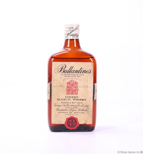 Ballantine's - Finest Scotch Whisky (1980s)