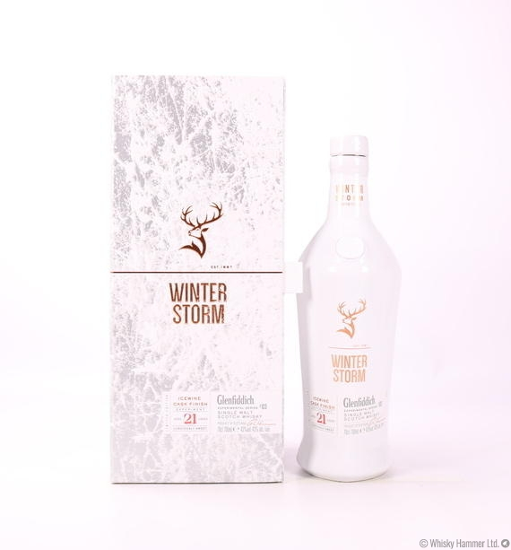 Glenfiddich - 21 Year Old (Winter Storm)