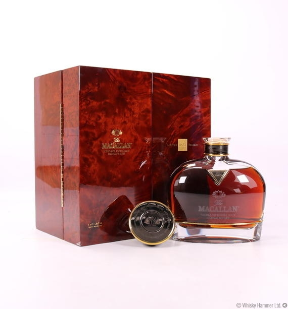 Macallan - 1824 Decanter (Limited Edition)