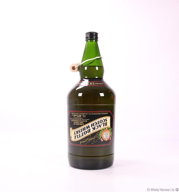 Black Bottle Scotch Whisky (3 Litre Optic Bottle)