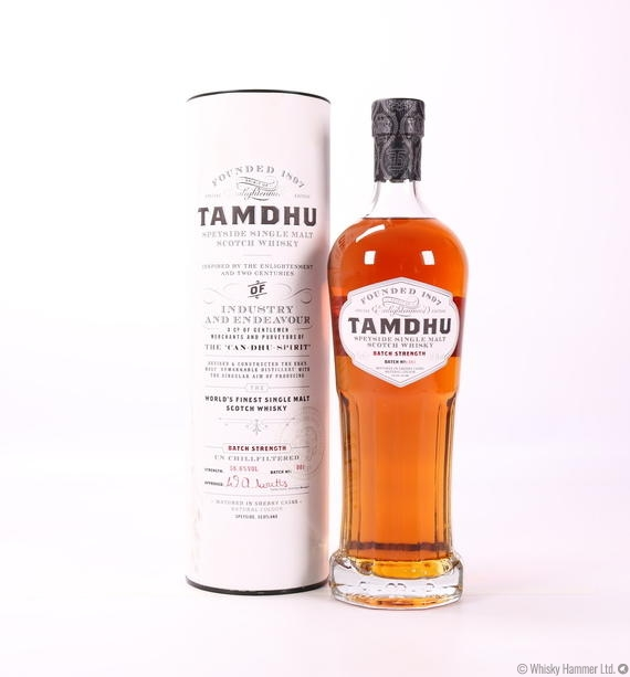Tamdhu - Special Spirit of Enlightenment (Limited Ed. Batch Strength)