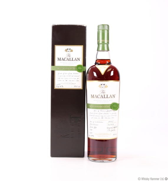 Macallan - 13 Year Old (2009 Easter Elchies)