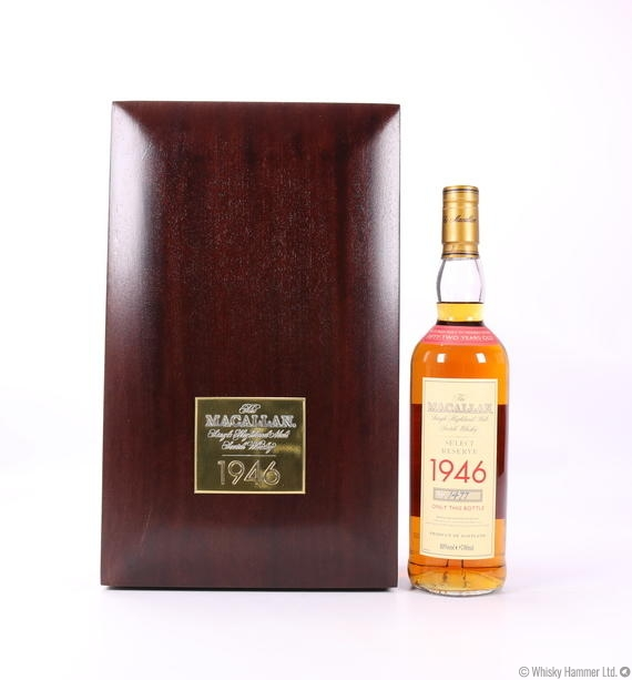 Macallan - 52 Year Old (1946) Select Reserve